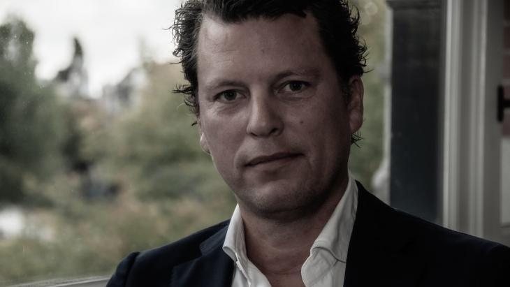 Joost Hagesteijn, regional director Netherlands en Scandinavië - Snap