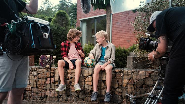 Valerio Zeno en Shelly Sterk regisseren eigen commercial voor de nieuwe Audi