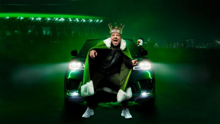 Andy van der Meijde is de nieuwe Koning Toto