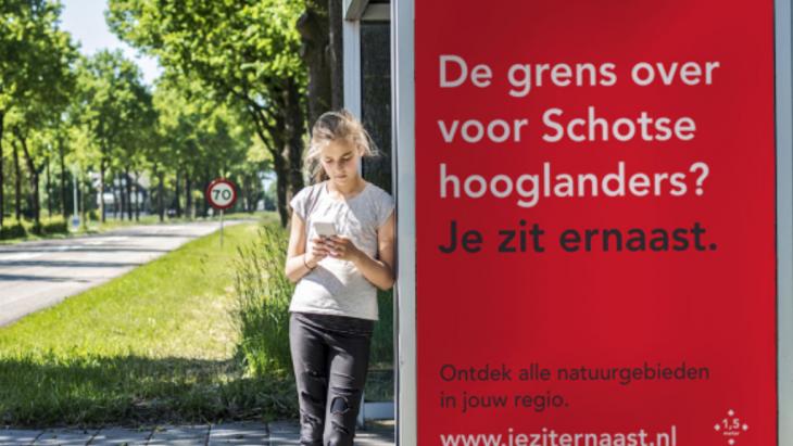 Metropoolregio Amsterdam presenteert campagne 'Je zit ernaast'
