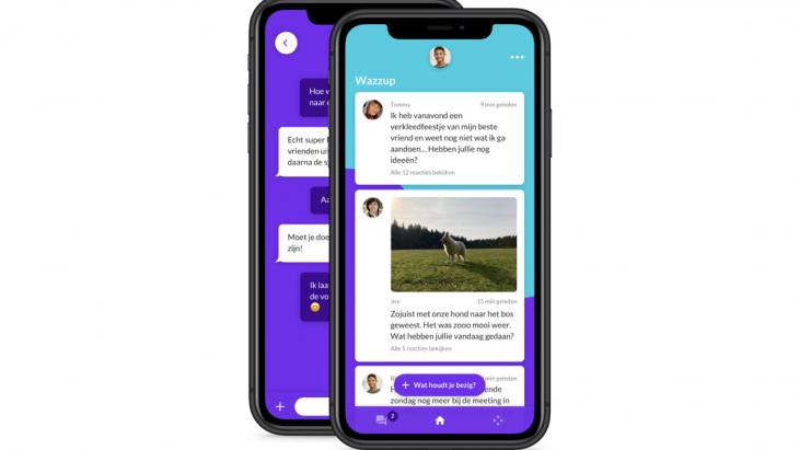 COC presenteert 's werelds eerste ontmoetings-app voor LHBTI-jongeren onder de achttien