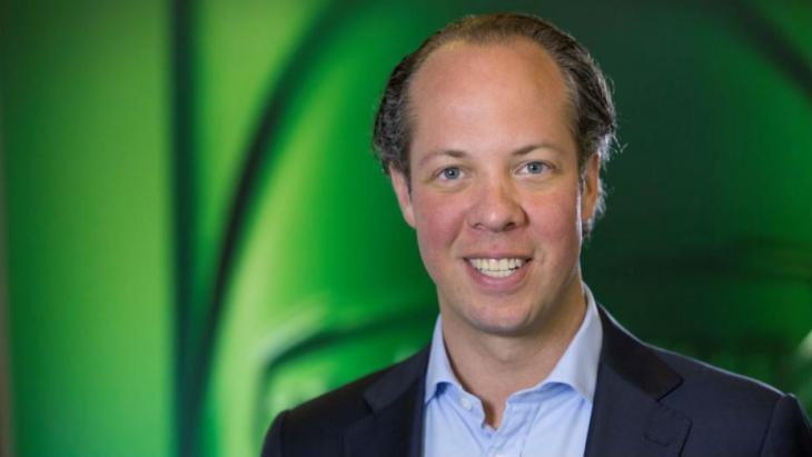 David Lette - cmo Heineken Nederland