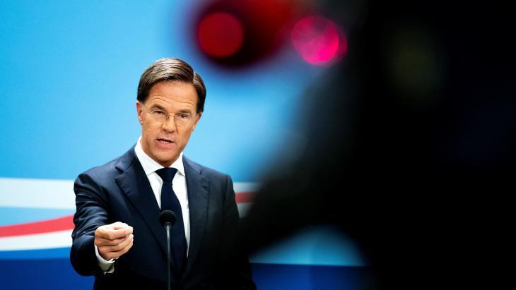 Mark Rutte en de zijnen laten zich adviseren door communicatiedeskundigen