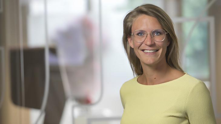 Sabrina van den IJssel - Pieters, nieuwe salesmanager Ster