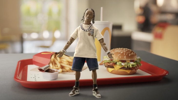 McDonald's x Travis Scott