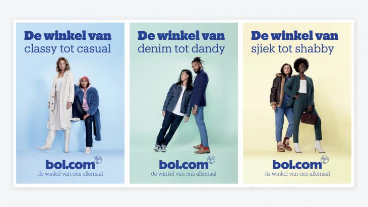 Bol.com wil hét modeplatform worden en lanceert campagne