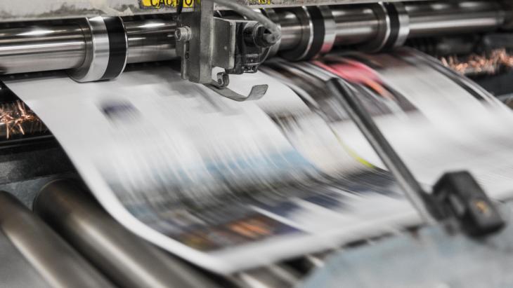 Snelheid is belangrijke factor bij persberichten