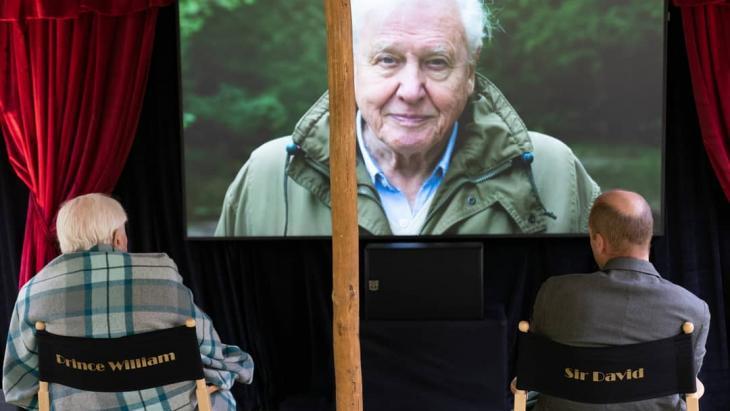 David Attenborough (Instagram)