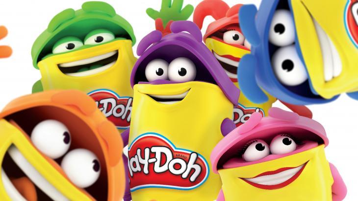 Creatief kleien met Play Doh is terror voor ouders