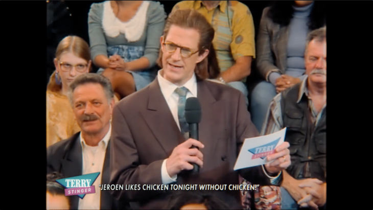 Chicken Tonight zonder kip - Terry Springer