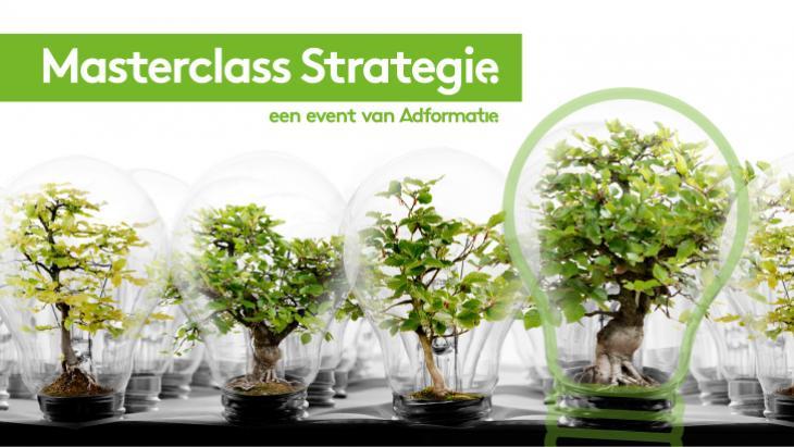Masterclass Strategisch Veranderen