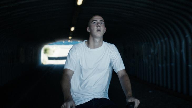 Still uit de commercial voor Puur