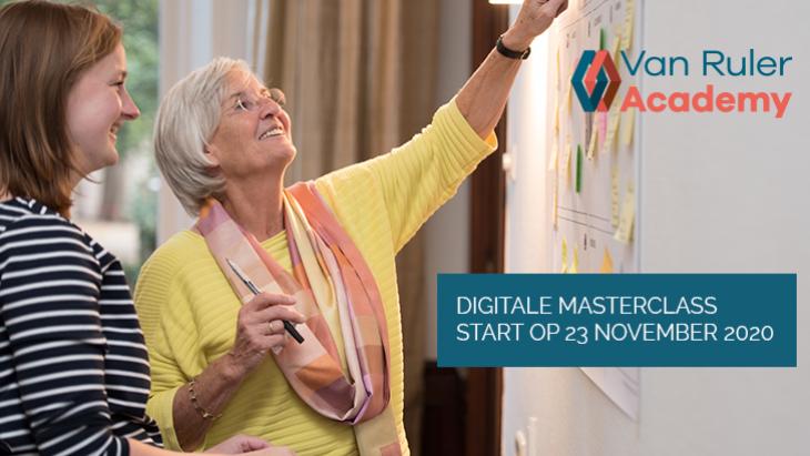 Digitale masterclass - 23 november