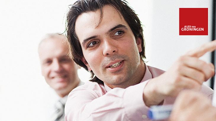 Alex van Groningen training: Beïnvloeden en Adviseren
