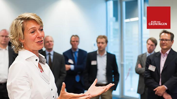 Alex van Groningen training: Overtuigend Presenteren