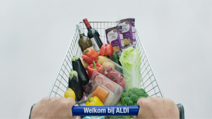 Discountketen Aldi kiest voor Blauw Gras