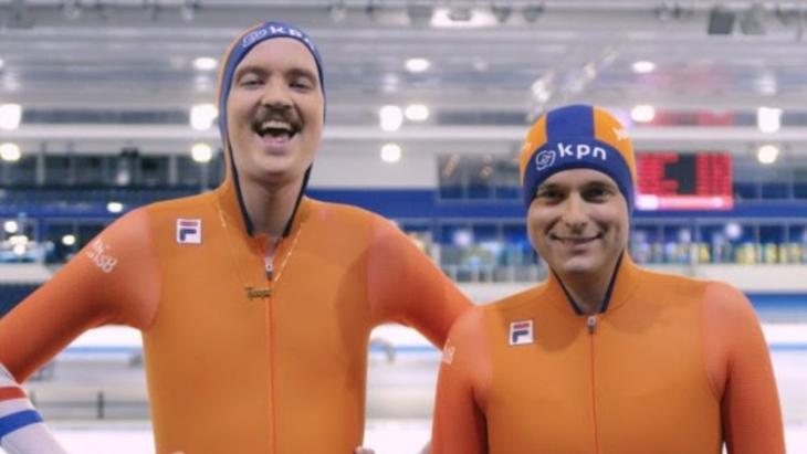Dj's Bram Krikke en Tom van der Weerd