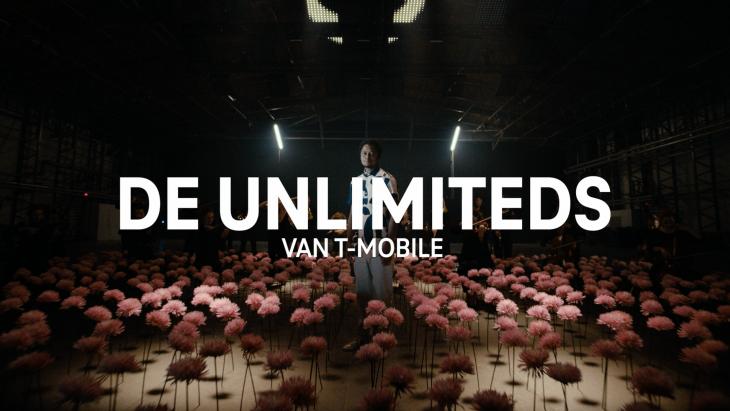T-mobile presenteert nieuwe huisstijl in campagne voor 5G