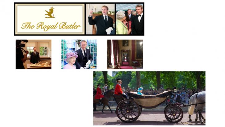 De butler tegen de Queen