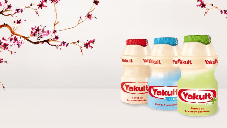 Yakult Europe kiest voor Brandgurus