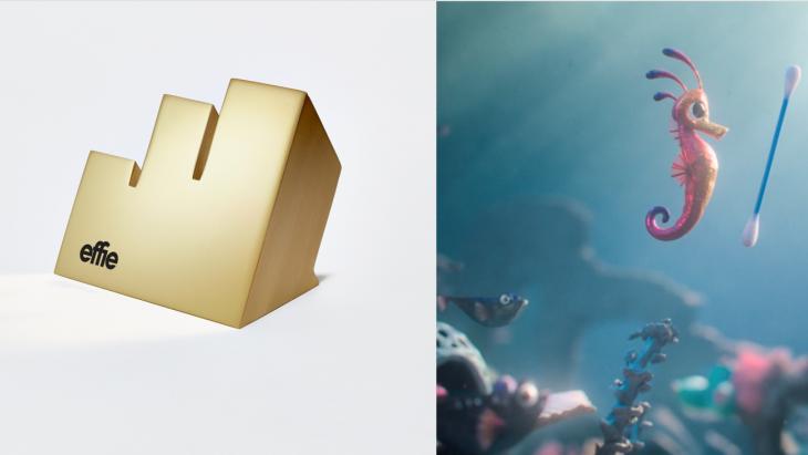 Gouden Effie winnaars ASN en Effie