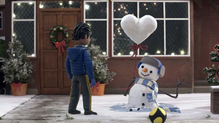 John Lewis en Waitrose lanceren kerstfilm 2020