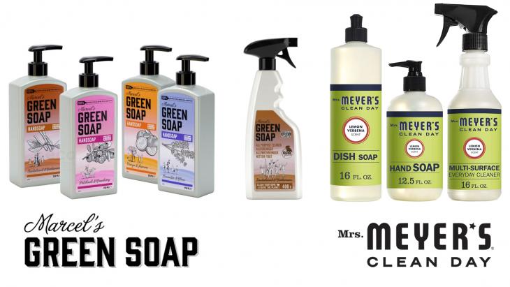 Heeft Marcel, bekend van die groene zeep,een tante in Amerika?