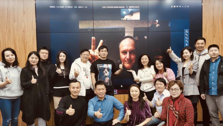 Branding Class Beijing