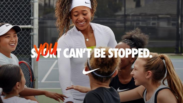 Dit is de nieuwe video van de Nike-campagne: 'You can't stop us'