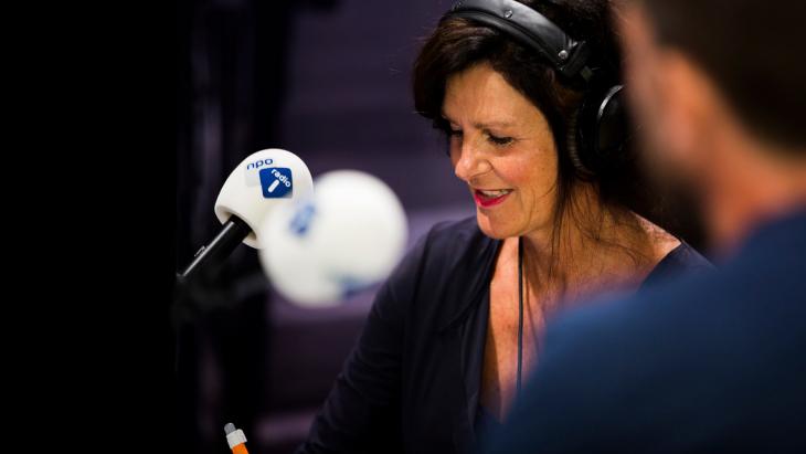 NPO Radio 1 presentatrice Suzanne Bosman