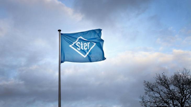 Ster vlag