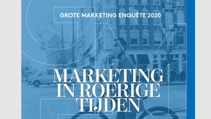 Uitkomsten Grote Marketing Enquête 2020