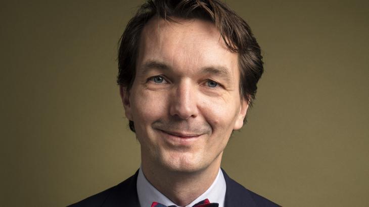 Paul van Riessen nieuwe hoofdredacteur Quote