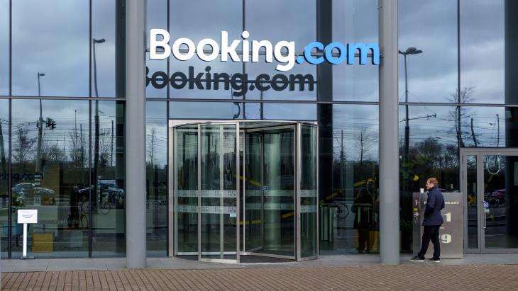 Kantoor Booking.com in Amsterdam