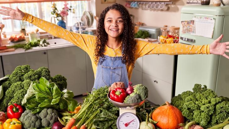 Team Groente van Knorr moet Nederland inspireren meer groente en minder vlees te eten