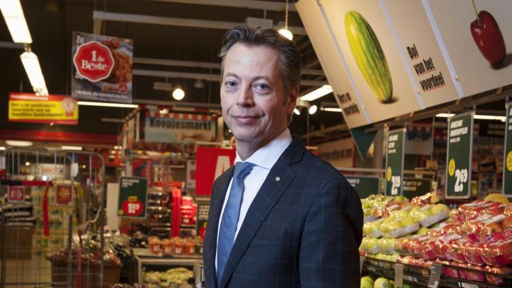 Algemeen directeur Marcel Huizing - Dirk van den Broek
