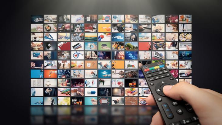 Streaming videocontent