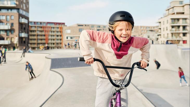 ANWB 'Elk kind veilig op de fiets'.