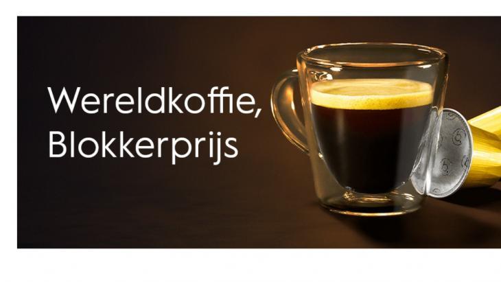 Blokker koffiecups