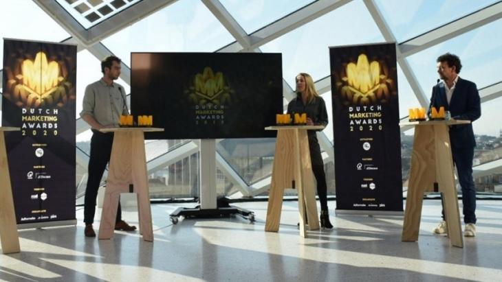 Genomineerden Dutch Marketing Awards