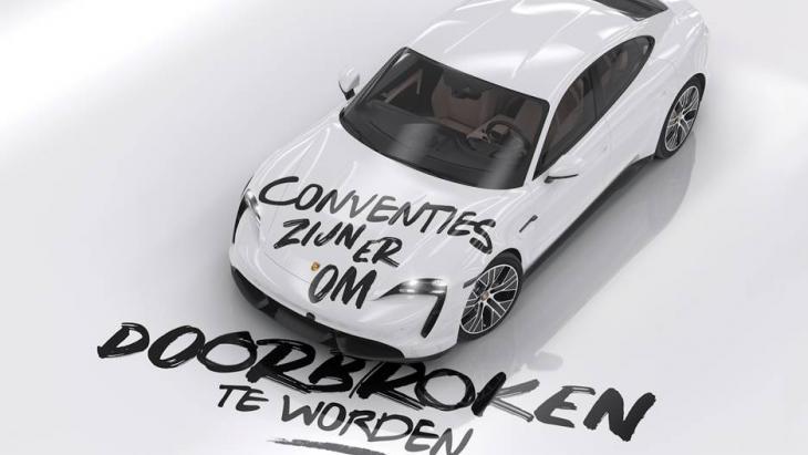 Porsche wil breken met conventies om meer vrouwen aan te spreken