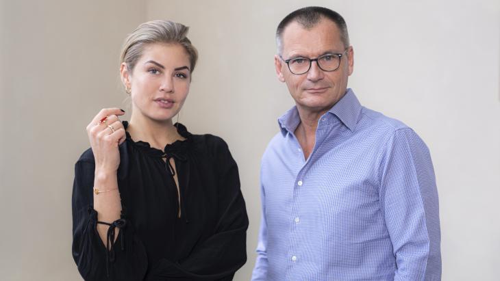 Sarah Hildering & Eelko van Kooten