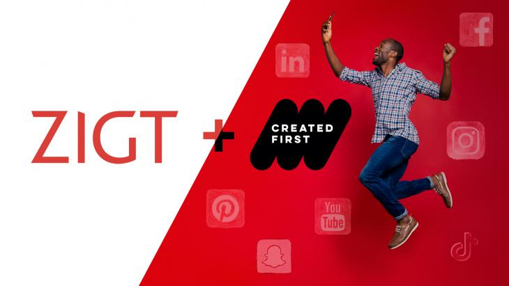 Zigt created first