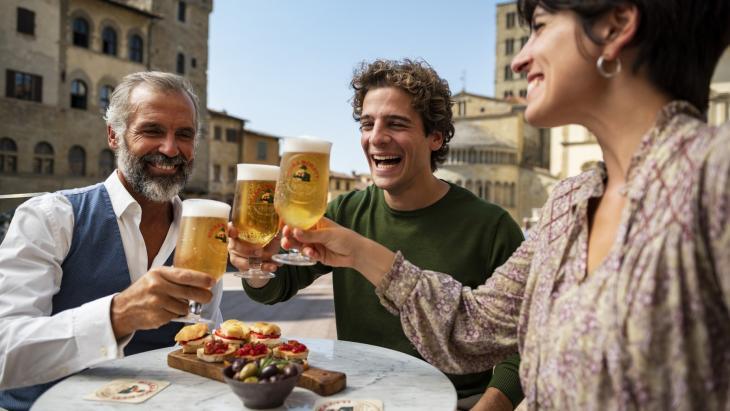 Heineken brengt Italiaanse Birra Moretti op Nederlandse markt