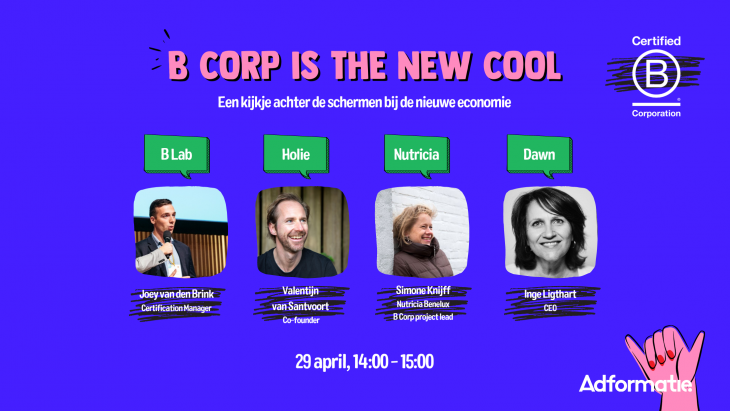 B Corp is the new cool