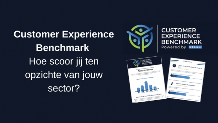Customer Experience Benchmark