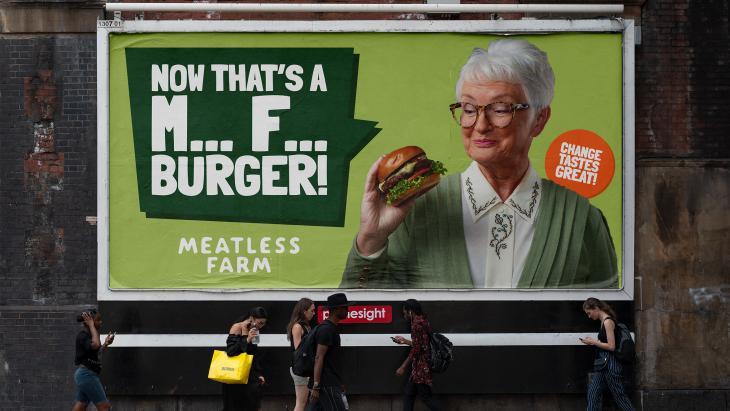 M... F... Burger