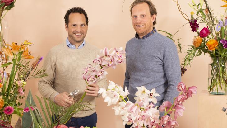 Patrick Hurenkamp en Bart Troost.