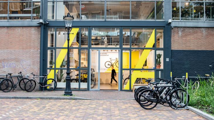 VanMoof kiest Info als digitale partner