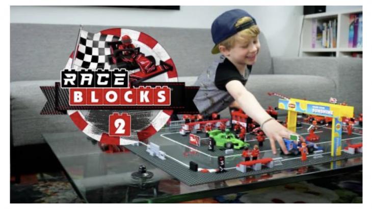 Dekamarkt laat klanten verder racen met vervolg-spaaractie Race Blocks